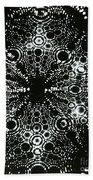 X-ray Diffraction Of Tungsten Tip Beach Towel