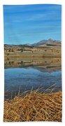 Yellowstone Reflections 9437 Beach Towel