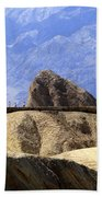 Zabriske Point Beach Towel