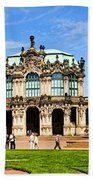 Zwinger Palace - Dresden Germany Beach Towel