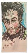 David Copperfield Beach Towel