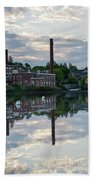 Exeter New Hampshire Usa Beach Towel