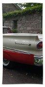 Ford Fairlane  Beach Sheet