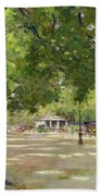 Hyde Park - London Beach Towel
