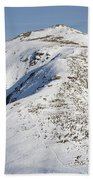 Mount Lafayette - White Mountains New Hampshire Beach Towel