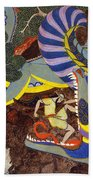 Hawthorne: Tanglewood Beach Towel