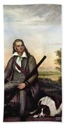 John James Audubon Beach Towel