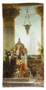 Moreau: King David Beach Towel