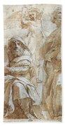 Raphael: Study, C1510 Beach Towel