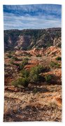 030715 Palo Duro Canyon 025 Beach Towel
