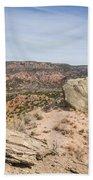 030715 Palo Duro Canyon 118 Beach Towel