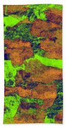 0374 Abstract Thought Beach Towel