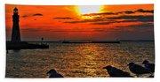 06 Sunset Series Beach Towel
