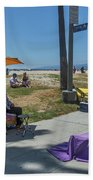 0700- Healer Beach Towel