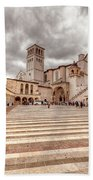 0954 Assisi Italy Beach Towel