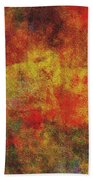 0970 Abstract Thought Beach Towel