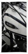 1 - Harley Davidson Series  Beach Towel