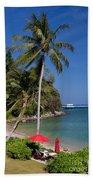 Phuket Thailand Beach Towel