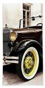 1931 Ford Phaeton Beach Towel