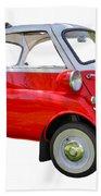 1957 Isetta 300 Beach Towel