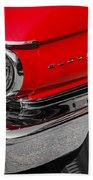 1960 Cadillac Beach Towel