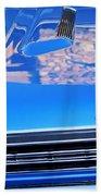 1967 Chevrolet Chevelle Super Sport  Beach Towel