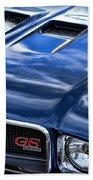 1970 Buick Gs 455  Beach Towel