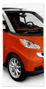 2008 Smart Fortwo City Car Beach Towel