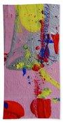 Abstract 10061 Beach Towel