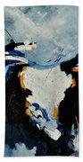 Abstract 880150 Beach Towel