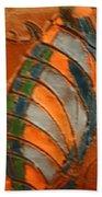 Africana - Tile Beach Towel