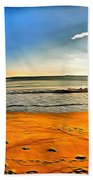 Amanecer Beach Towel