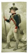American Continental Soldier Beach Towel