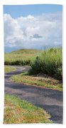 An Inviting Path Beach Towel