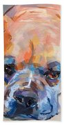 Andre Beach Towel by Kimberly Santini