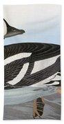 Audubon Duck Beach Towel