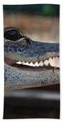 Baby Gator Beach Towel