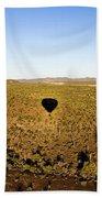 Balloon Shadows Beach Towel