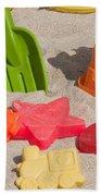 Beach Toys Beach Towel