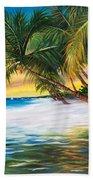 Beach Waves Beach Towel