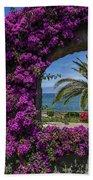 Beautiful Ischia Beach Towel