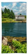 Bell Island Beach Towel