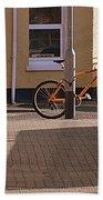 Bike Beach Towel