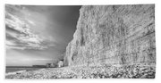 Birling Gap And Seven Sisters Beach Towel
