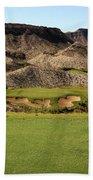 Black Jack's Crossing Golf Course Hole 13 Beach Towel