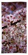 Blossoms Beach Towel
