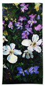 Bouquet Beach Towel
