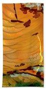 Brecciated Imperial Jasper Beach Towel
