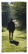 Bretzfelder Memorial Park - Bethlehem New Hampshire Beach Towel