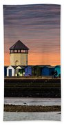 Brightlingsea Essex  Beach Towel